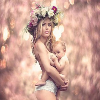 BREASTFEEDING cover by idesign