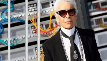 karl lagerfeld cover by idesign