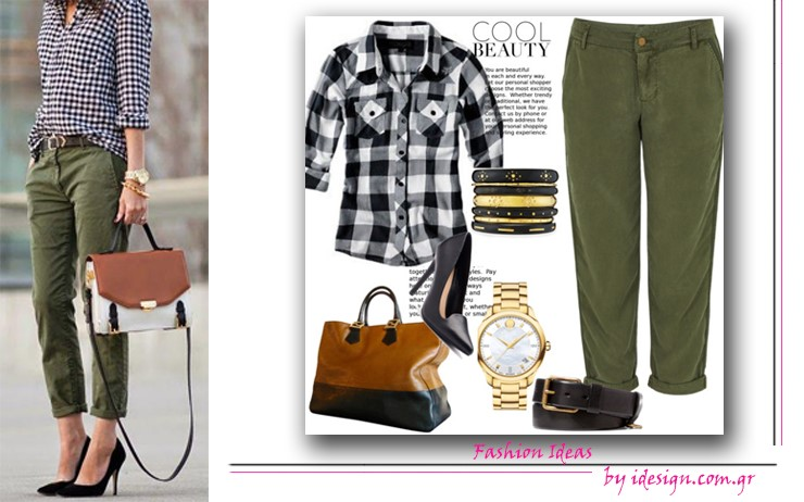military chic style!