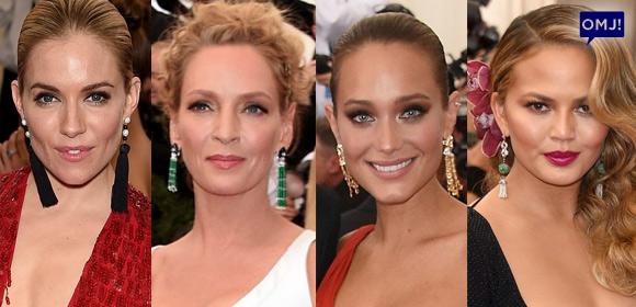 Celebrity Earrings 2017