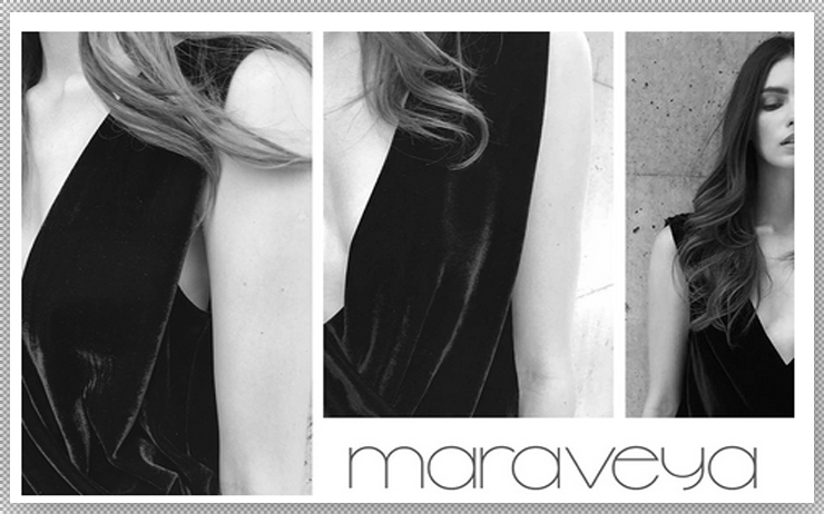 fashion designer Maraveya photo  by idesign