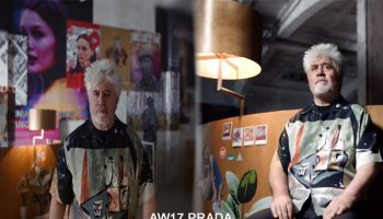 pedro almodovar and prada by idesign